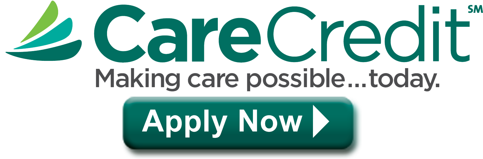 Care Credit, apply now!